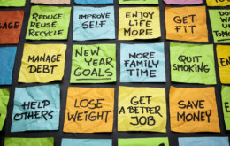 Five Steps for Turning Resolutions Into Reality