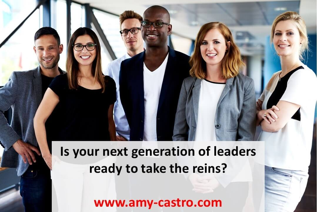 is your next generation of leaders ready to take the reins?