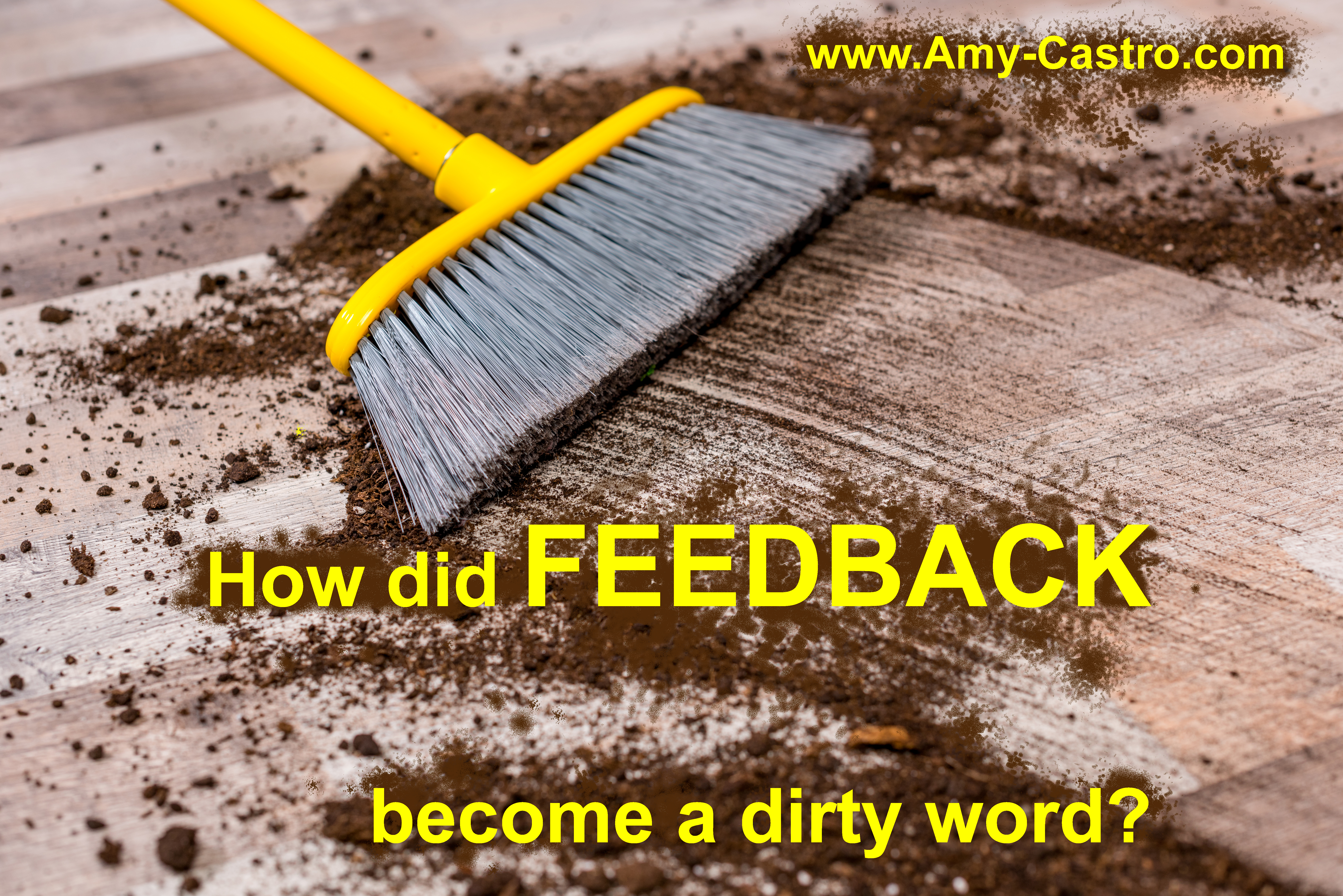 Thanks, but no thanks: The dirty truth about feedback