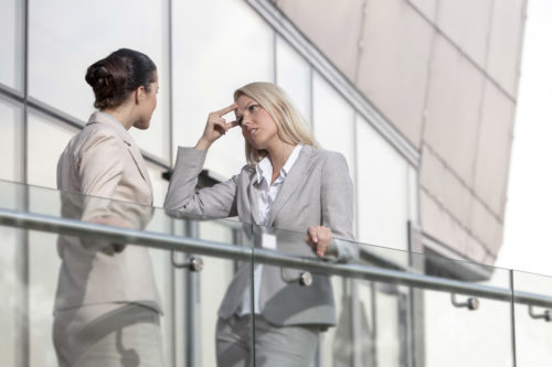How to Stop Coworkers from Sharing Their Personal Business