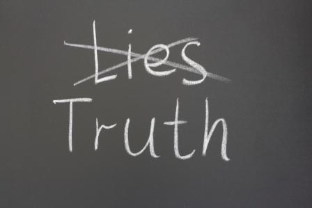 people that lie